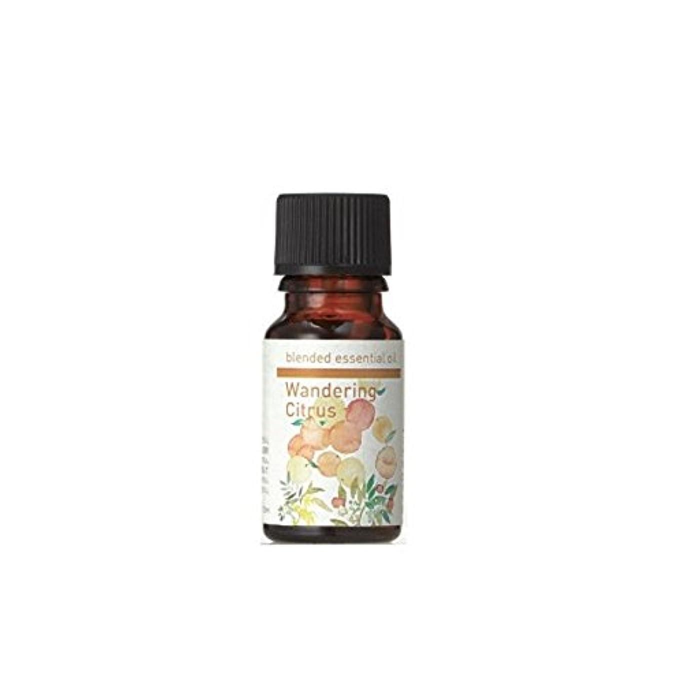 ワーカー創傷と生活の木 ブレンドエッセンシャルオイル ワンダリングシトラス [30ml] エッセンシャルオイル/精油