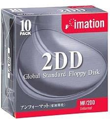 imation イメーション 3.5型 2DD フロッピーデ...