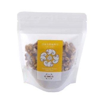 大畑食品「くるみの飴煮 135g ファミリーパック メープルシロップ×2個」