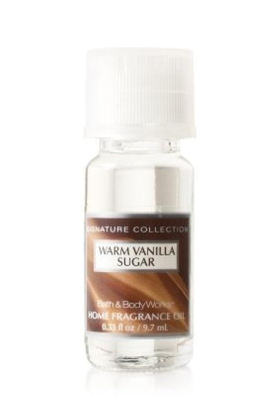 服を片付けるファウル頼るバス&ボディワークス ウォームバニラシュガー ホームフレグランスオイル 1本 Warm Vanilla Sugar Home Fragrance Oil