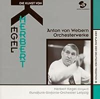 ドイツ伝統の響き シリーズ12 ヘルベルト・ケーゲルの芸術 ウェーベルン:オーケストラのための作品集 (CCCD) (SACD-Hybrid)