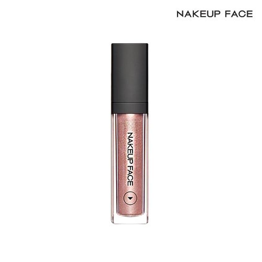甘やかす週間不誠実ネイクアップ フェイス[NAKE UP FACE] アイグロス EyeGloss,Shadow [海外直送品][並行輸入品] (No.03 Cashmere Pink)