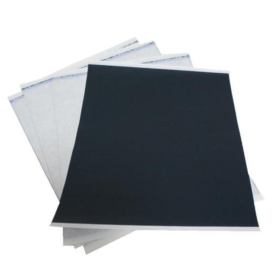 なめらか元のトリプル【S.REGGINA】ボディジュエリー デザイン転写用カーボン紙 (A4 5枚セット)