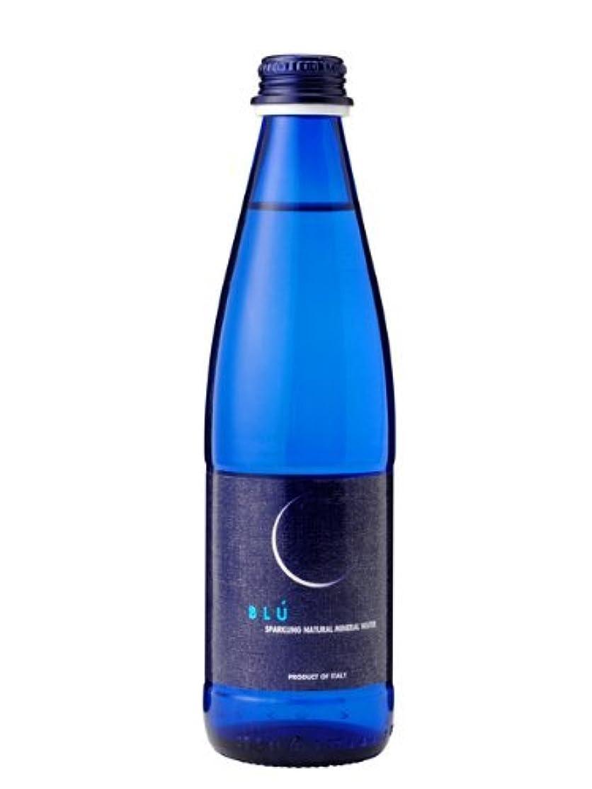 ビジネスメロディアスむき出しGALVANINA(ガルヴァニーナ) ブルー (発泡) 330ml×24本