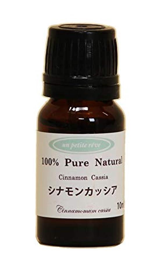 シナモンカッシア 10ml 100%天然アロマエッセンシャルオイル(精油)
