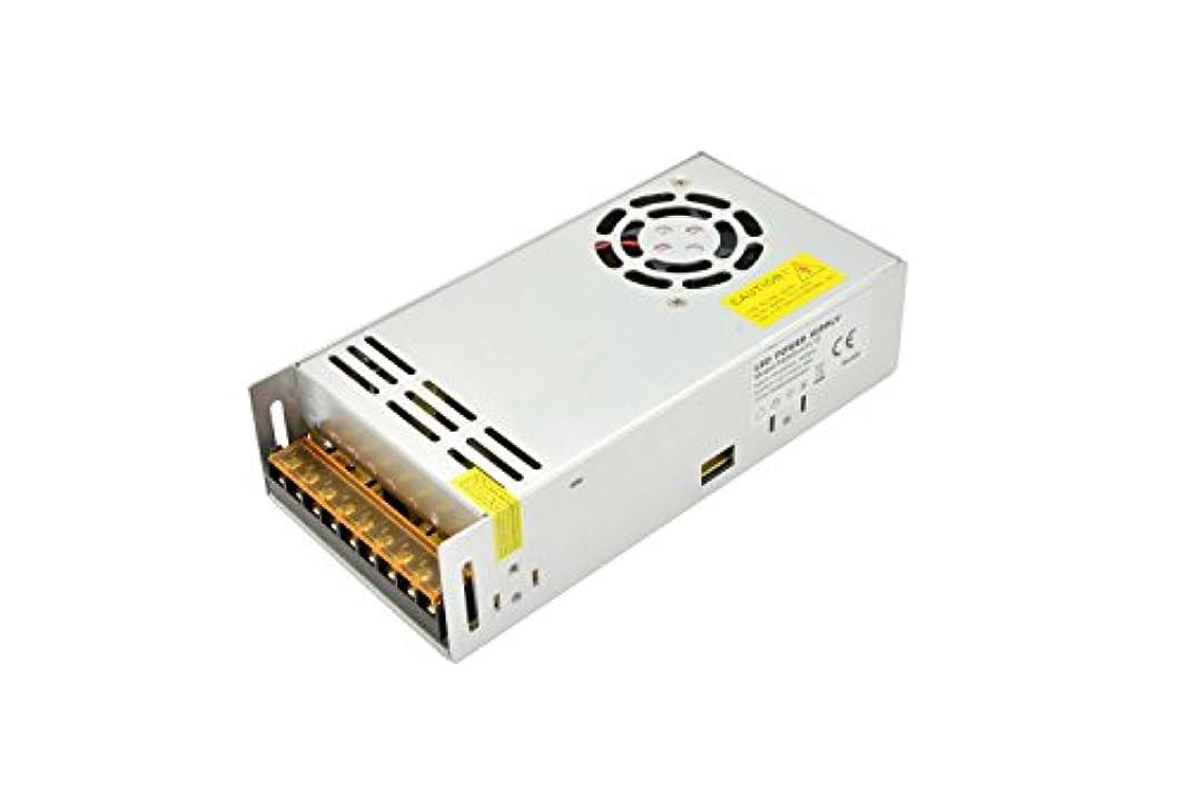 より多い拾う襲撃LED電球ストリップライトのための屋内アルミケースLED電源ユニット600W PSU 12V LEDトランス電源アダプター
