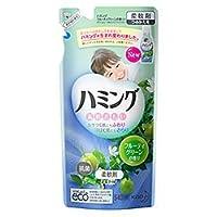 【花王】ハミング フルーティグリーンの香り つめかえ用 540ml ×3個セット