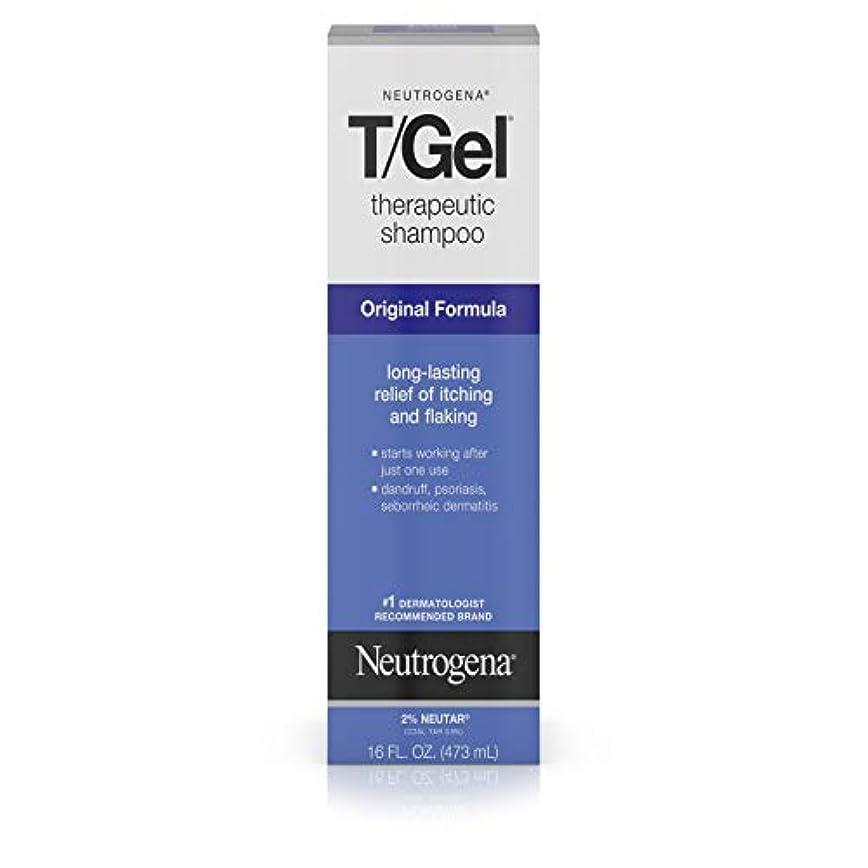 中止しますアレルギー恐怖症ニュートロジーナ Tジェルシャンプー オリジナル 473 ml (並行輸入品)