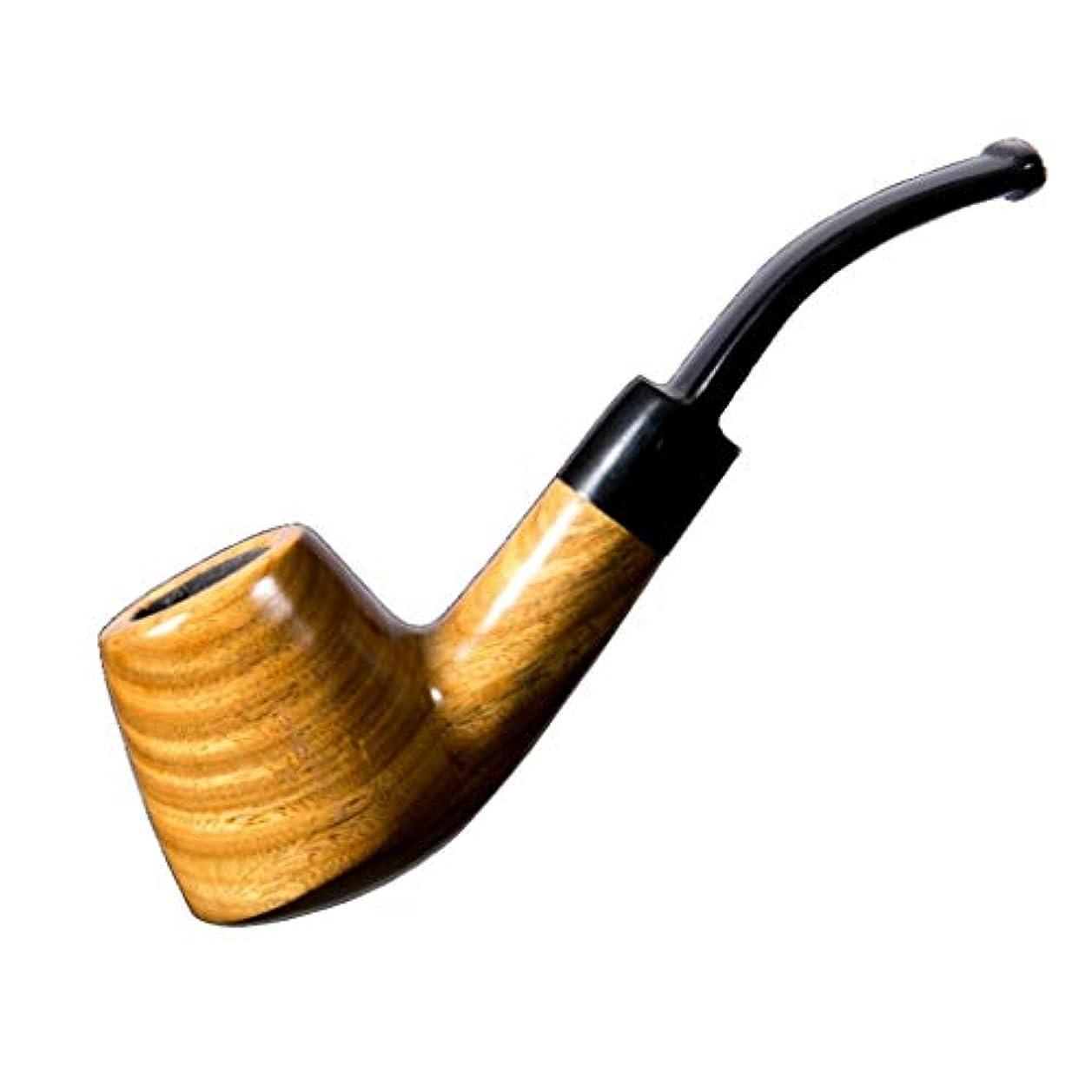 最も早いオートマトン強いますタバコパイプ、古典的な取り外し可能なタバコの喫煙パイプ父の日のギフト
