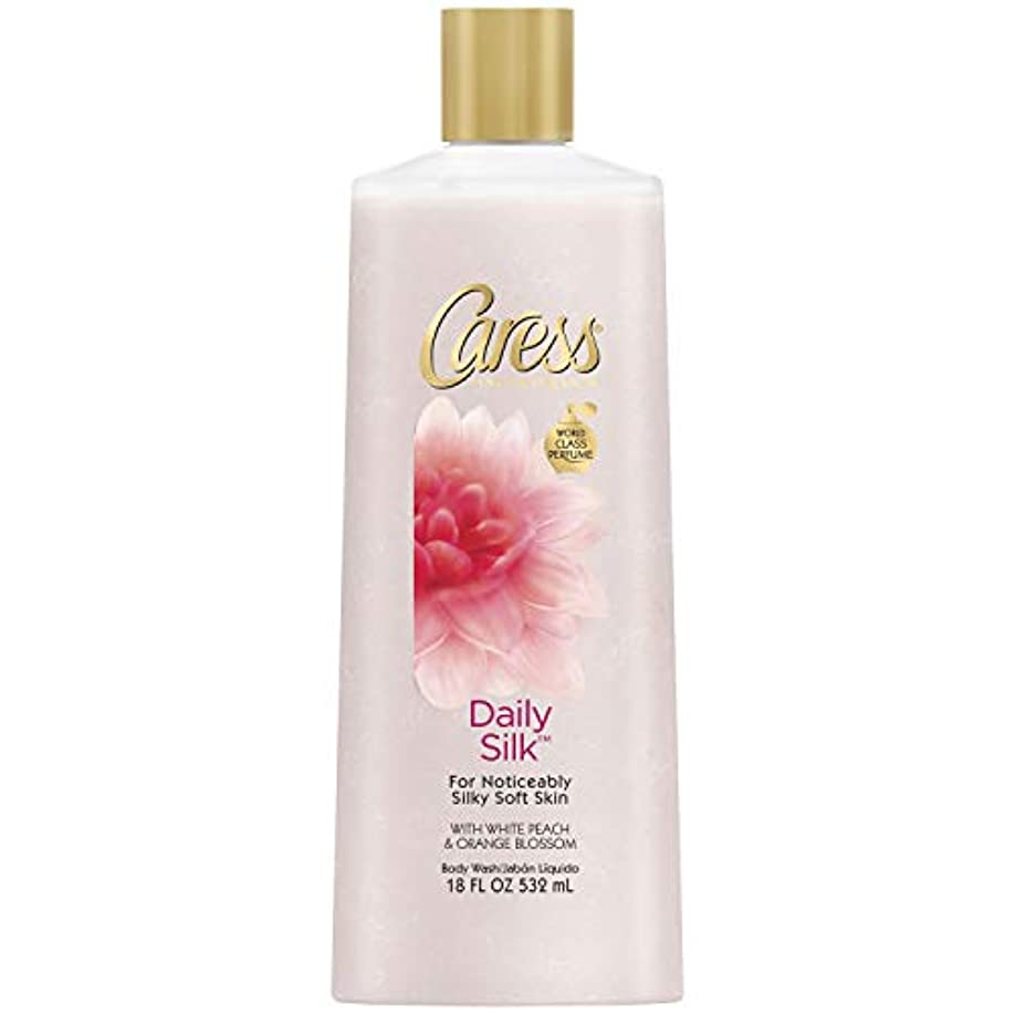 トーン郵便局含めるCaress Body Wash Daily Silk 18 oz