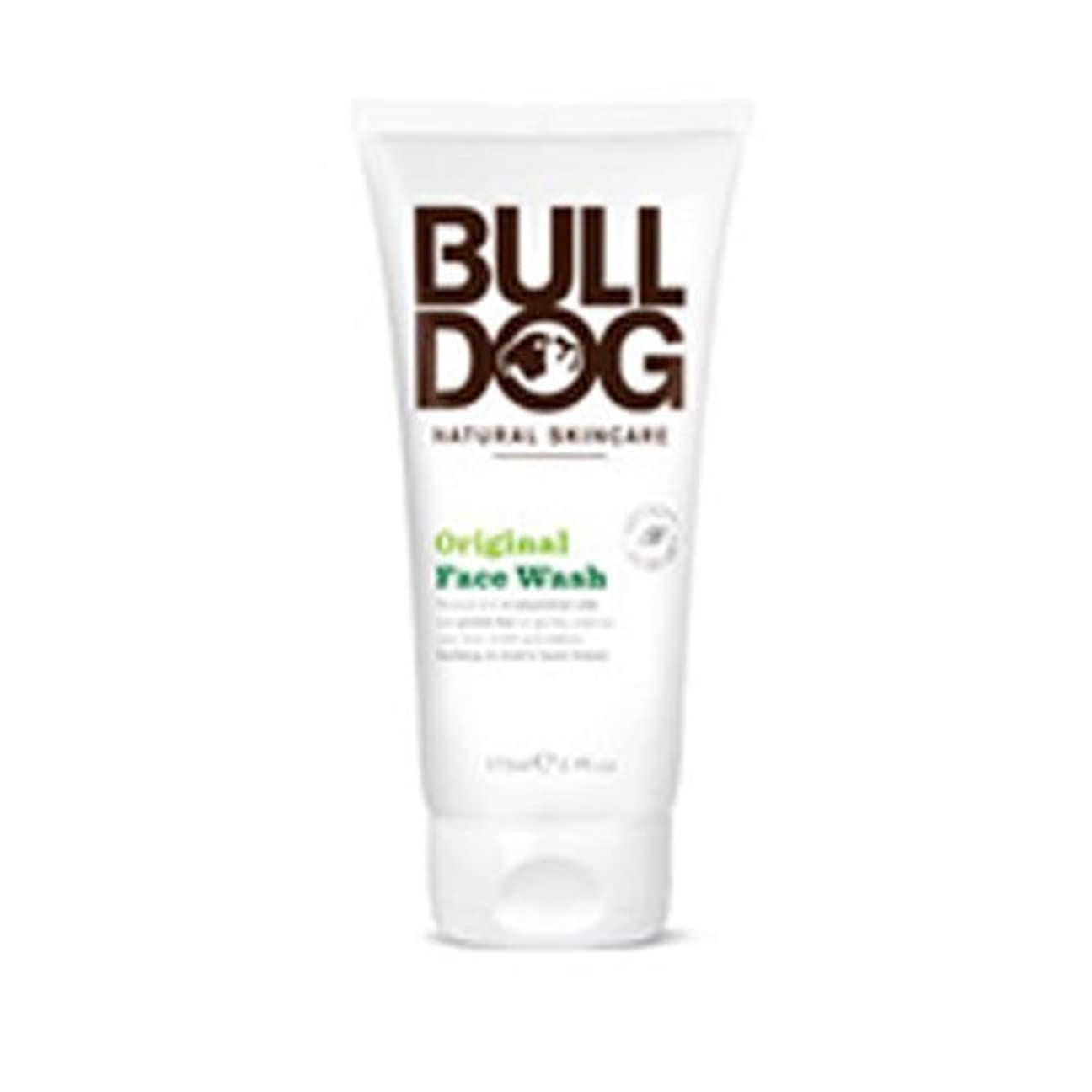 呼吸短命円形の海外直送品Original Face Wash, 5.9 oz by Bulldog Natural Skincare