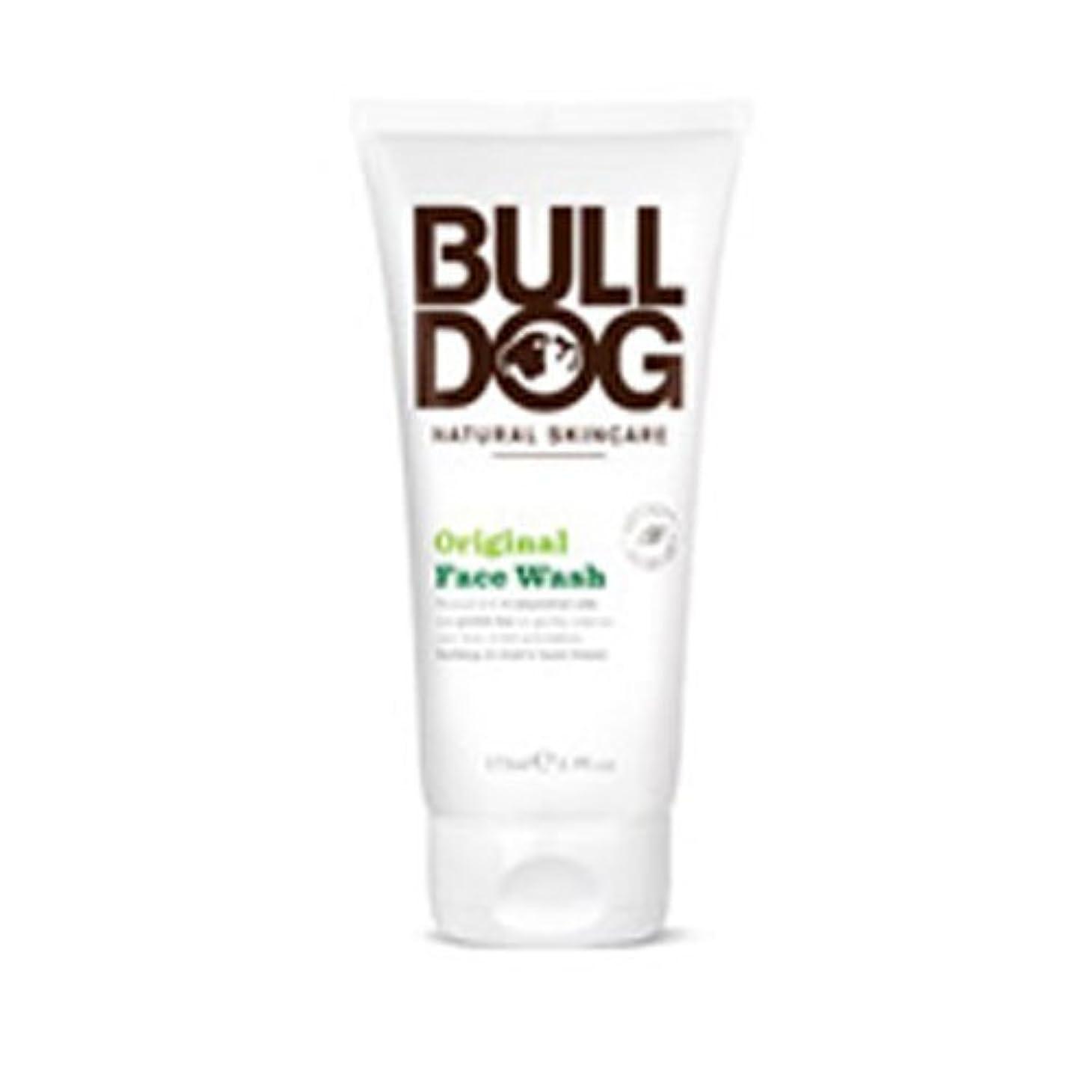 海外直送品Original Face Wash, 5.9 oz by Bulldog Natural Skincare