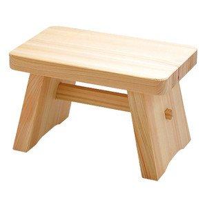湯桶 風呂桶 檜 ひのき風呂椅子 大 82462 送料無料