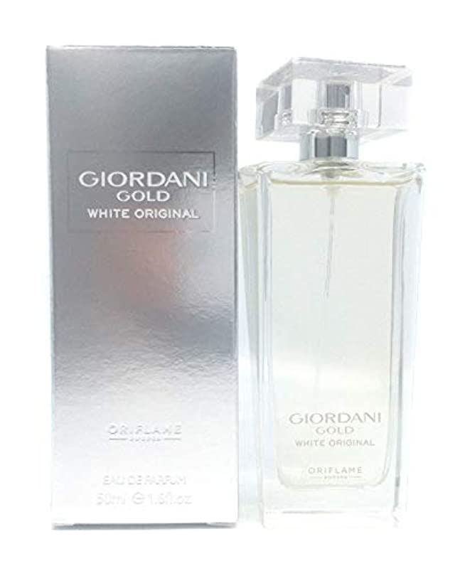 竜巻エンドウ八百屋さんORIFLAME Giordani Gold White Original Eau de Parfum Natural Spray 50ml - 1.6oz