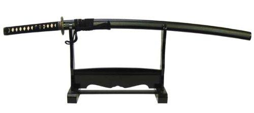 名刀シリーズ 日本刀の中の一級品 備前長船長光(模造刀) 刀袋付き 【掛け台付】  uk-78