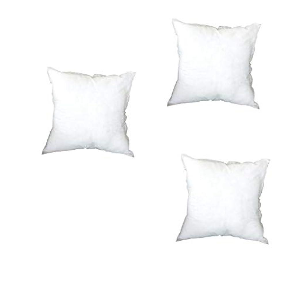 発生する検証絶望LIFE 寝具正方形 PP 綿枕インテリア家の装飾白 45 × 45 車のソファチェアクッション coussin decoratif 新 クッション 椅子