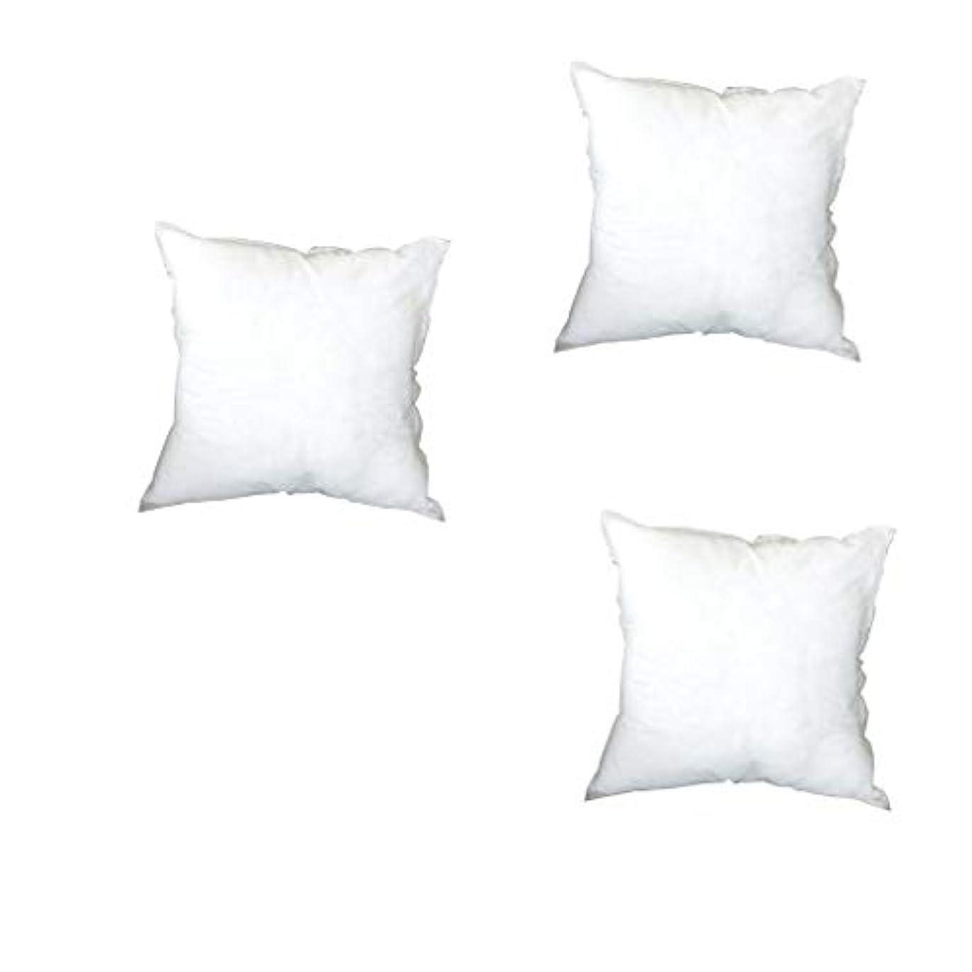例示する情報駐地LIFE 寝具正方形 PP 綿枕インテリア家の装飾白 45 × 45 車のソファチェアクッション coussin decoratif 新 クッション 椅子