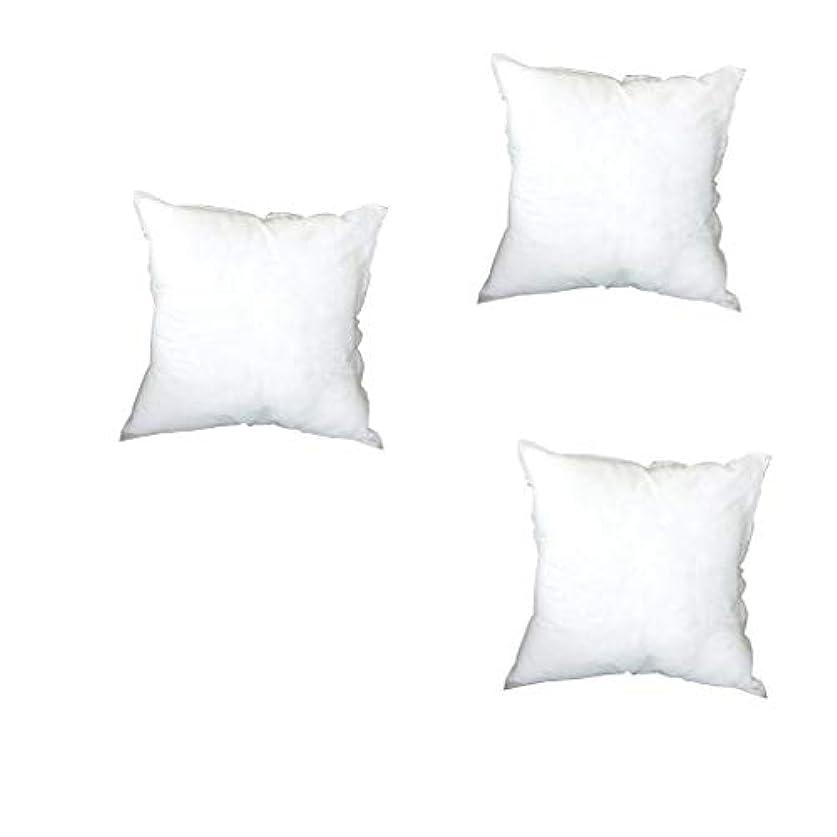 嫌悪三速度LIFE 寝具正方形 PP 綿枕インテリア家の装飾白 45 × 45 車のソファチェアクッション coussin decoratif 新 クッション 椅子