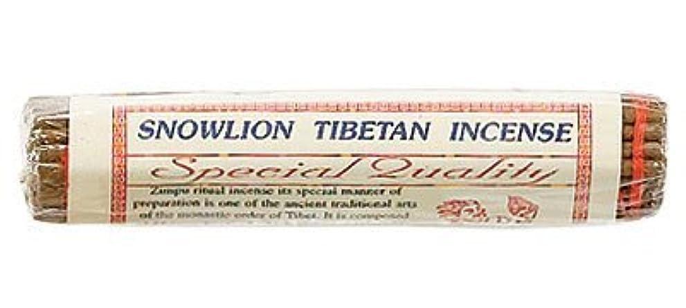 使役に向けて出発製品Snowlion Tibetan Incense - Zimpu Ritual Incense with Saffron - 45 Stick Bundle [並行輸入品]