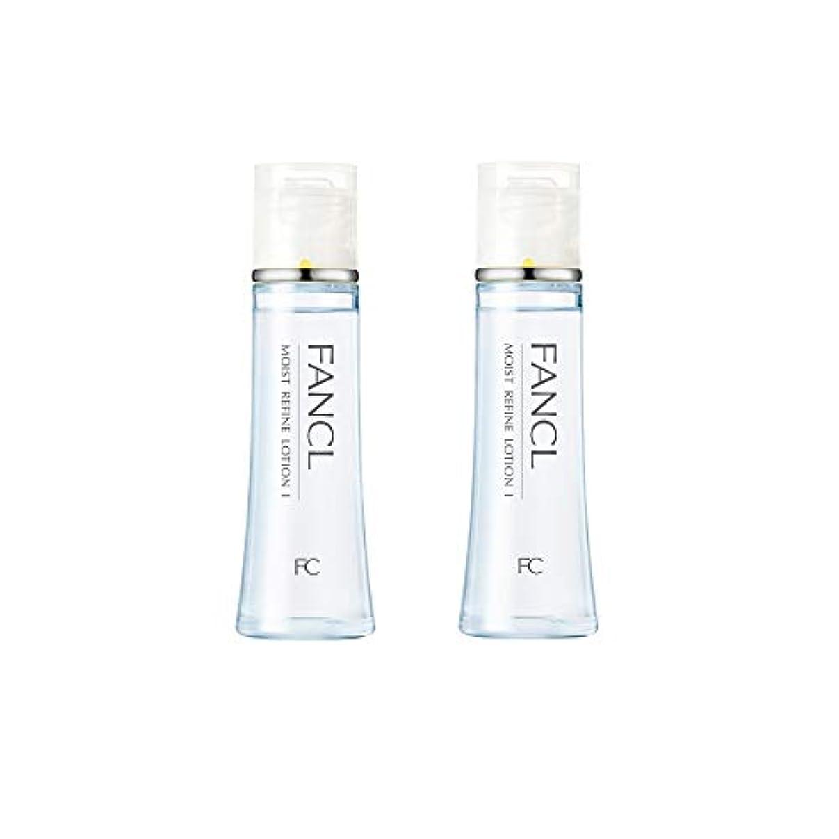 不良品クレジット排泄するファンケル (FANCL) モイストリファイン 化粧液I さっぱり 2本セット 30mL×2 (約60日分)