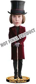 Charlie & The Chocolate Factory - Head Knocker: Willy Wonka