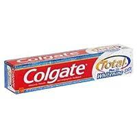 Colgate 総歯磨きプラスホワイトニング貼り付け4.20オズ(2パック) 2パック