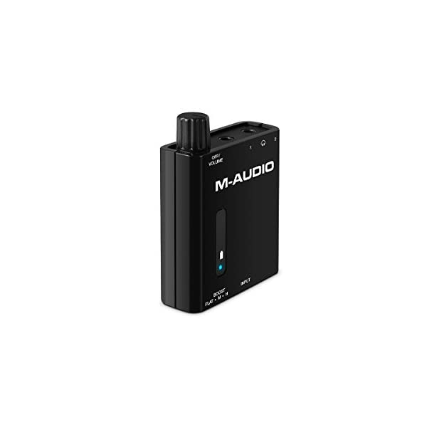 M-Audio 小型ポータブル・ヘッドフォンア...の紹介画像4