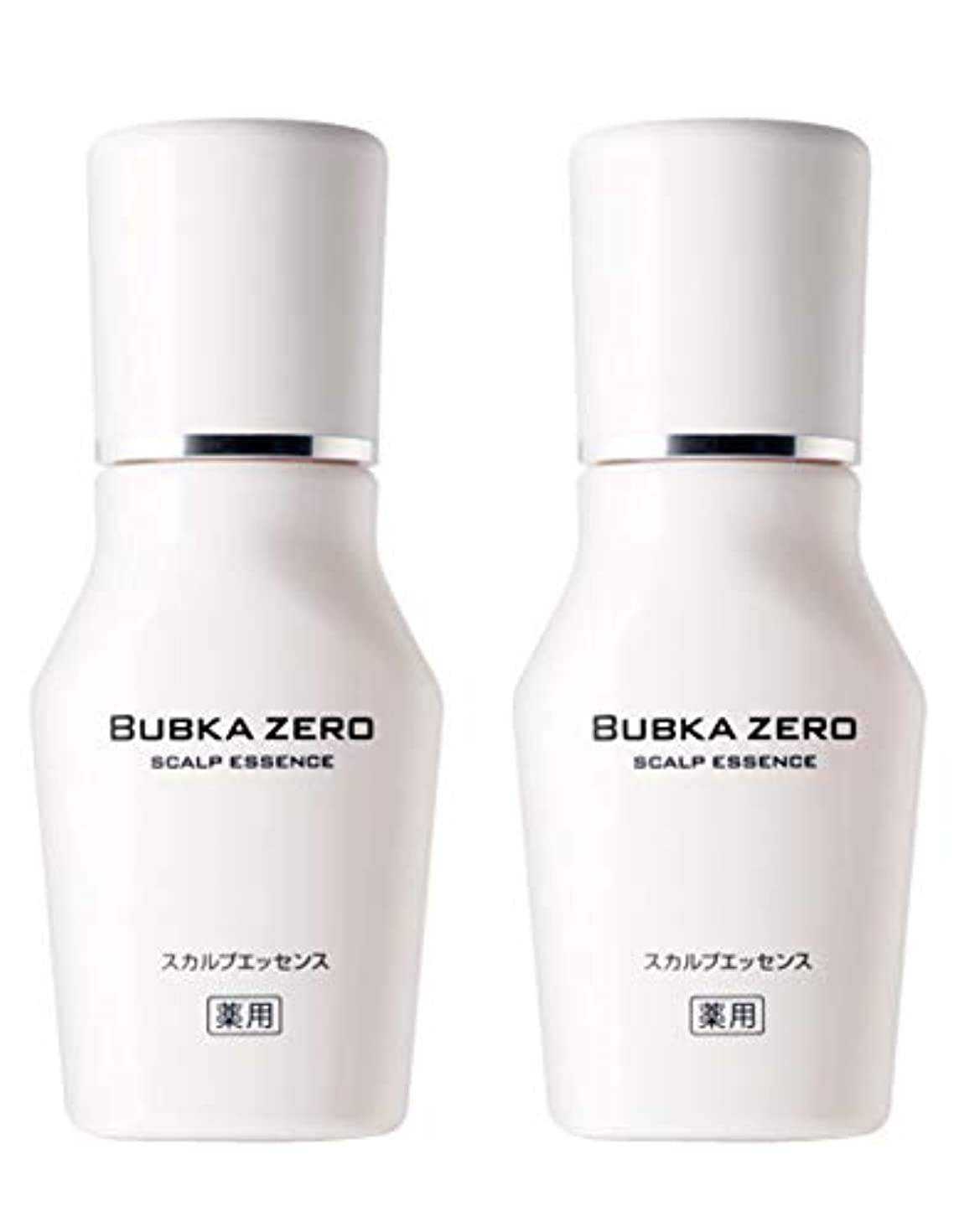 事件、出来事夜明けに性的【医薬部外品】BUBKA(ブブカ)薬用 スカルプエッセンス 育毛剤 BUBKA ZERO (ブブカ ゼロ)2本セット