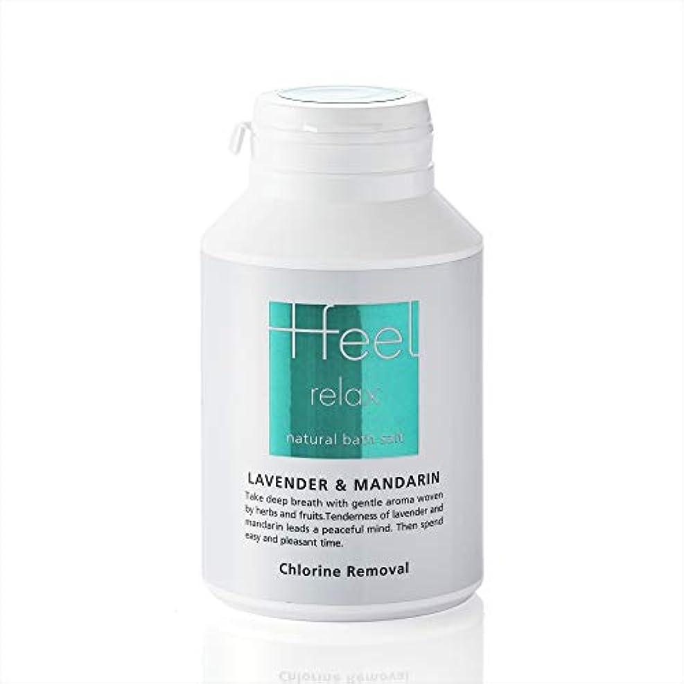 隙間不正感じユーア化学研究所 プラスフィール SR 入浴剤 フルーティ&ラベンダー ‐ 330g