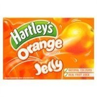 Hartleys/Rowntrees Jelly Orange 135g by Yulo Toys Inc [並行輸入品]