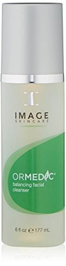 スムーズに狂気バラ色Image Ormedic Balancing Facial Cleanser 177ml/6oz並行輸入品