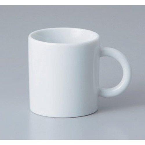 マグカップ 白サクラマグカップ [7.2 x 10.5 x 7...