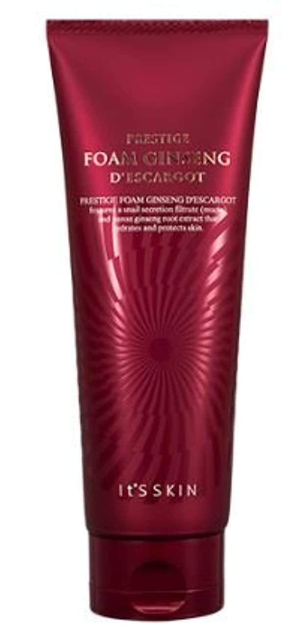 温度計以上項目[It's skin] Prestige Foam Ginseng D'escargot 150ml / フォームジンセン エスカルゴ 150ml [並行輸入品]
