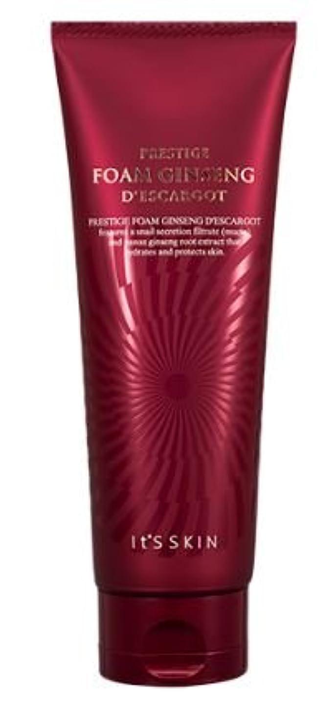 スチュワードジュニアボランティア[It's skin] Prestige Foam Ginseng D'escargot 150ml / フォームジンセン エスカルゴ 150ml [並行輸入品]