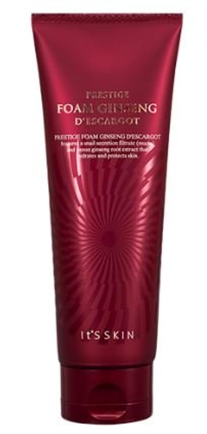 ベーカリー高齢者ポンプ[It's skin] Prestige Foam Ginseng D'escargot 150ml / フォームジンセン エスカルゴ 150ml [並行輸入品]