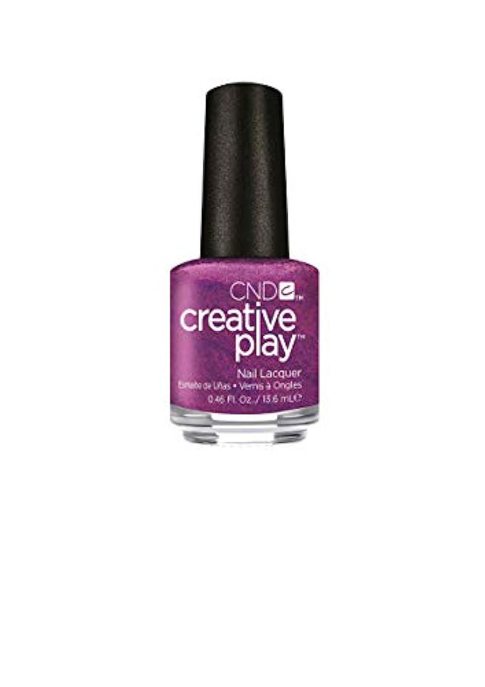 作り上げる充実補助金CND Creative Play Lacquer - Raisin' Eyebrows - 0.46oz / 13.6ml