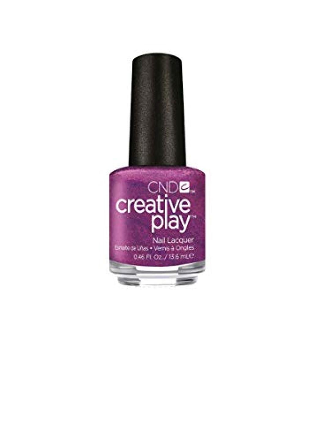 投票ミトン有益CND Creative Play Lacquer - Raisin' Eyebrows - 0.46oz / 13.6ml