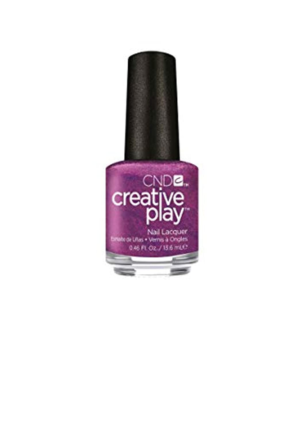 カメラ靴刈り取るCND Creative Play Lacquer - Raisin' Eyebrows - 0.46oz / 13.6ml