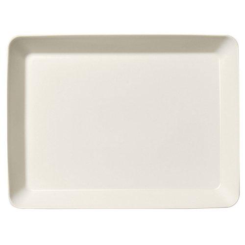 【正規輸入品】iittala (イッタラ) Teema (ティーマ) プラター ホワイト 24×32cm