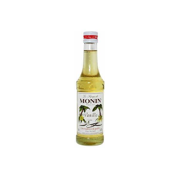 MONIN(モナン) バニラシロップ 250mlの商品画像