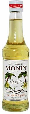MONIN(モナン) 『モナン バニラ・シロップ 250ml』