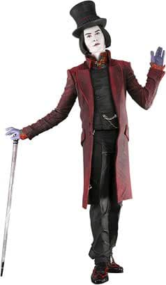 Charlie & The Chocolate Factory - 18 Inch Talking Figure: Willy Wonka