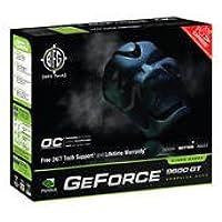 オープンボックス–Like new-bfg bfgr96512gtoce GeForce 9600GT 512MBビデオカード–gddr3–PCI Express 2.0X