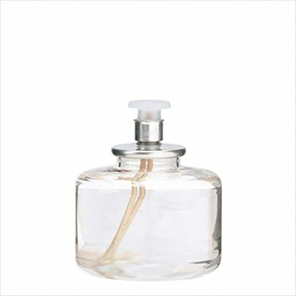 抗生物質急性半球カメヤマキャンドル(kameyama candle) リキッドキャンドルボトル(小)【使い切りタイプ】