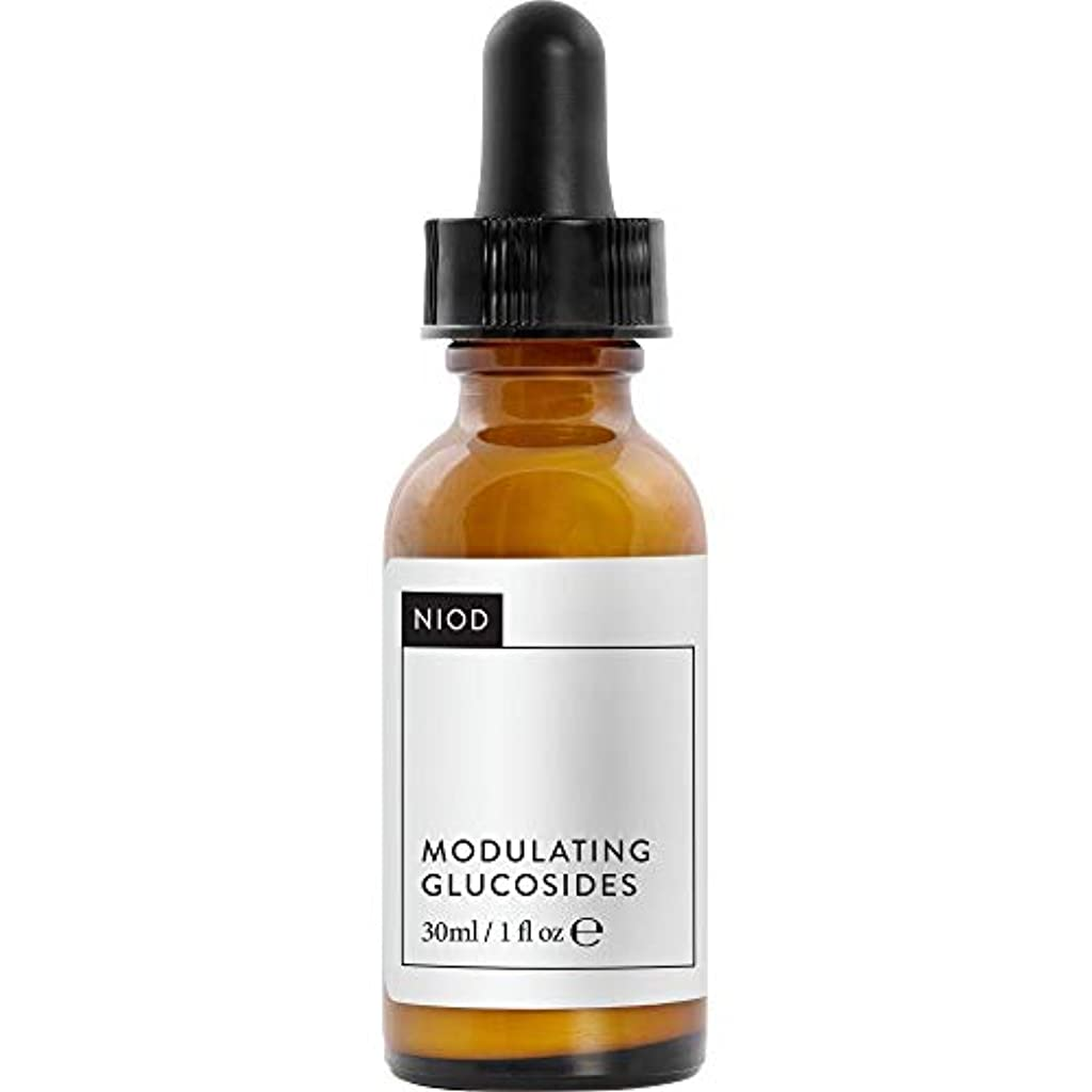 申し立てる雲禁じる[NIOD] Niod変調グルコシドの30ミリリットル - NIOD Modulating Glucosides 30ml [並行輸入品]