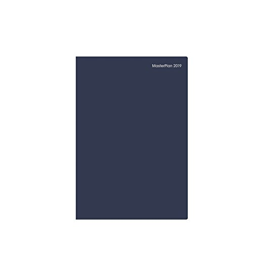 ユナイテッドビーズ 手帳 2019年 B6 バーチカル ネイビー T191-BASP-04 (2018年  10月始まり)