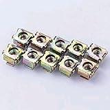 SANWA SUPPLY RAC-NUT 19インチマウント機器取付用ケージナット・ネジセット