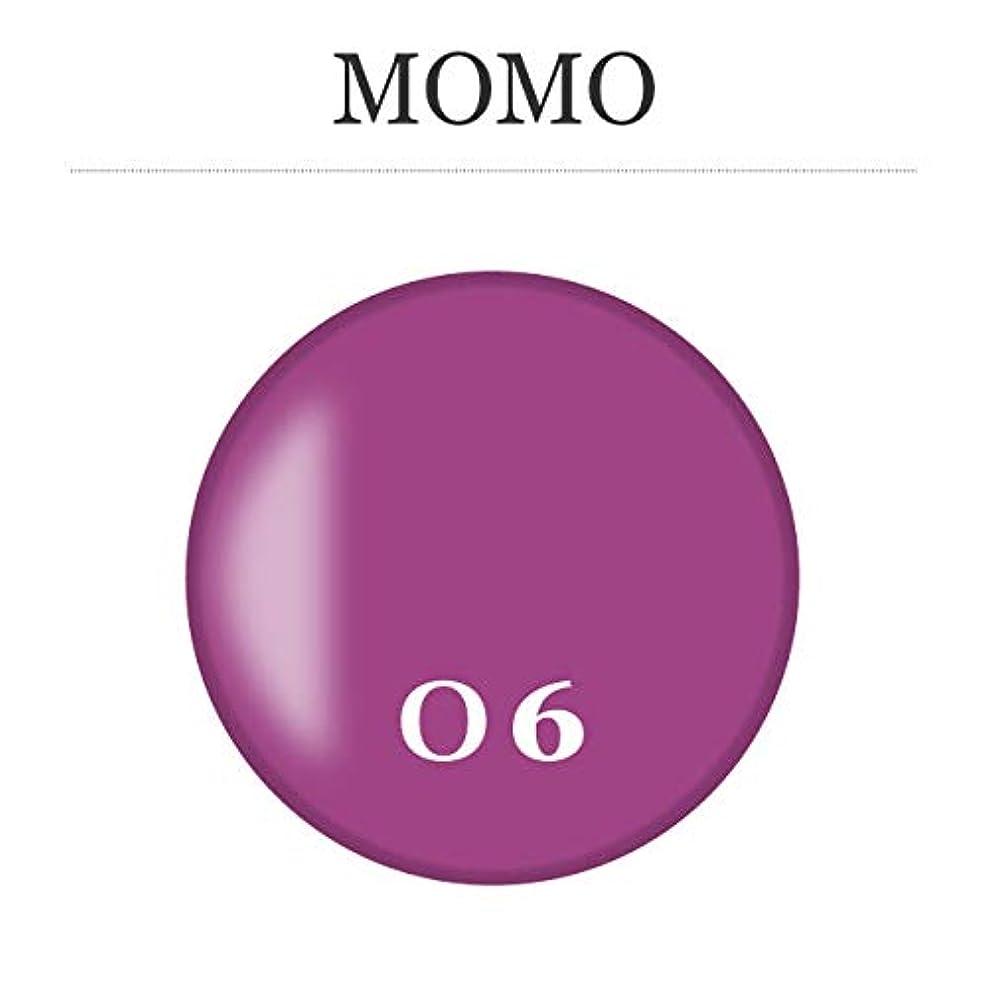 ミンチあいまいなリスカラージェル MOMO-06 by nail for all