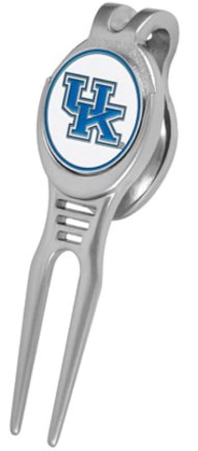 月曜航空教授Kentucky Wildcats Kool Tool withゴルフボールマーカー( Set of 2 )
