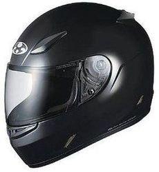 オージーケーカブト(OGK KABUTO)バイクヘルメット フルフェイス FF-R3 ブラックメタリック (サイズ:L)